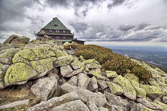 Herbstwanderung: Von Baude zu Baude im Riesengebirge am 9. Oktober 2021