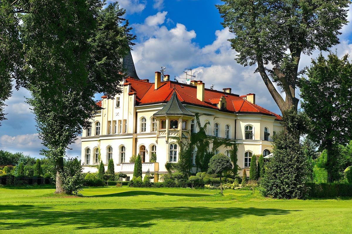 Aufenthalt für 2 Personen im kleinen Paradies bei Breslau Schlosshotel SPA & Golf Groß Breesen