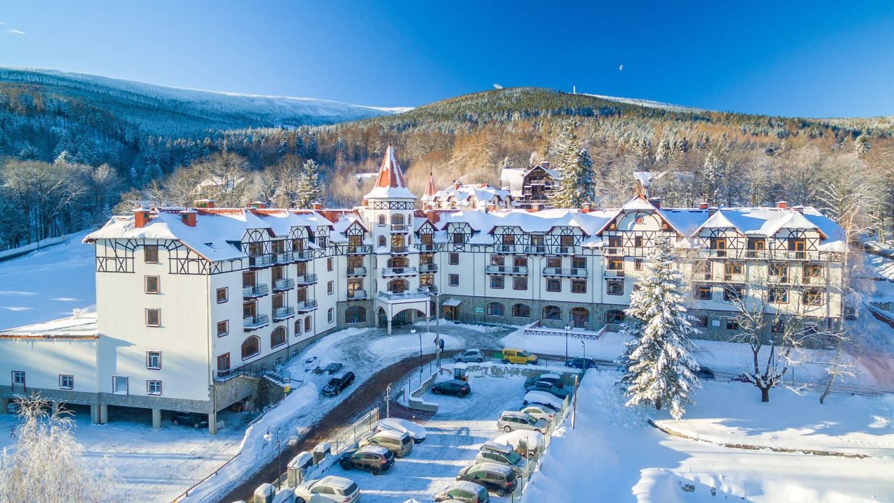 Park Hotel ****KUR & SPA in Bad Flinsberg im Isergebirge
