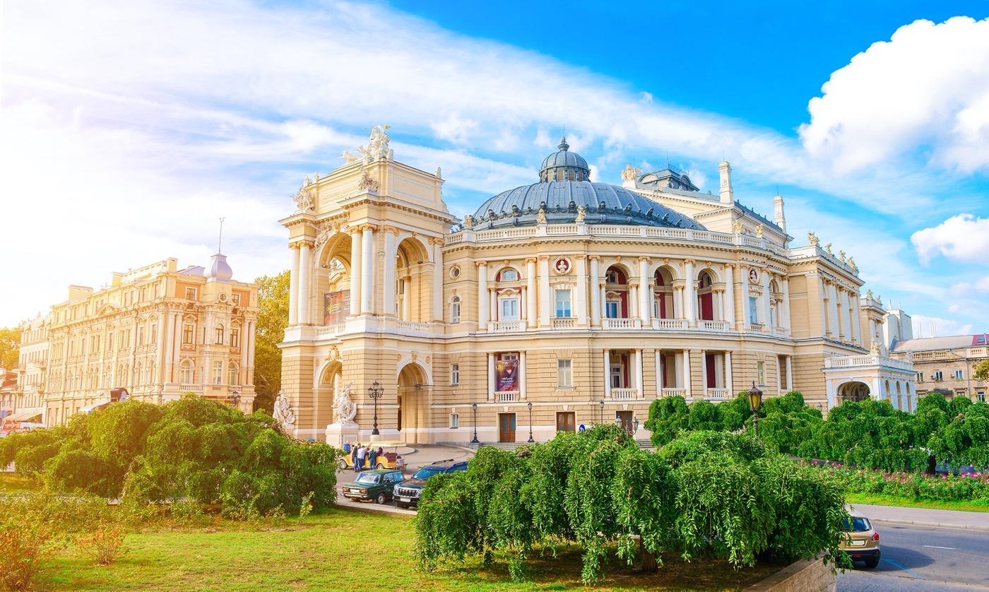 Moldawien und Odessa