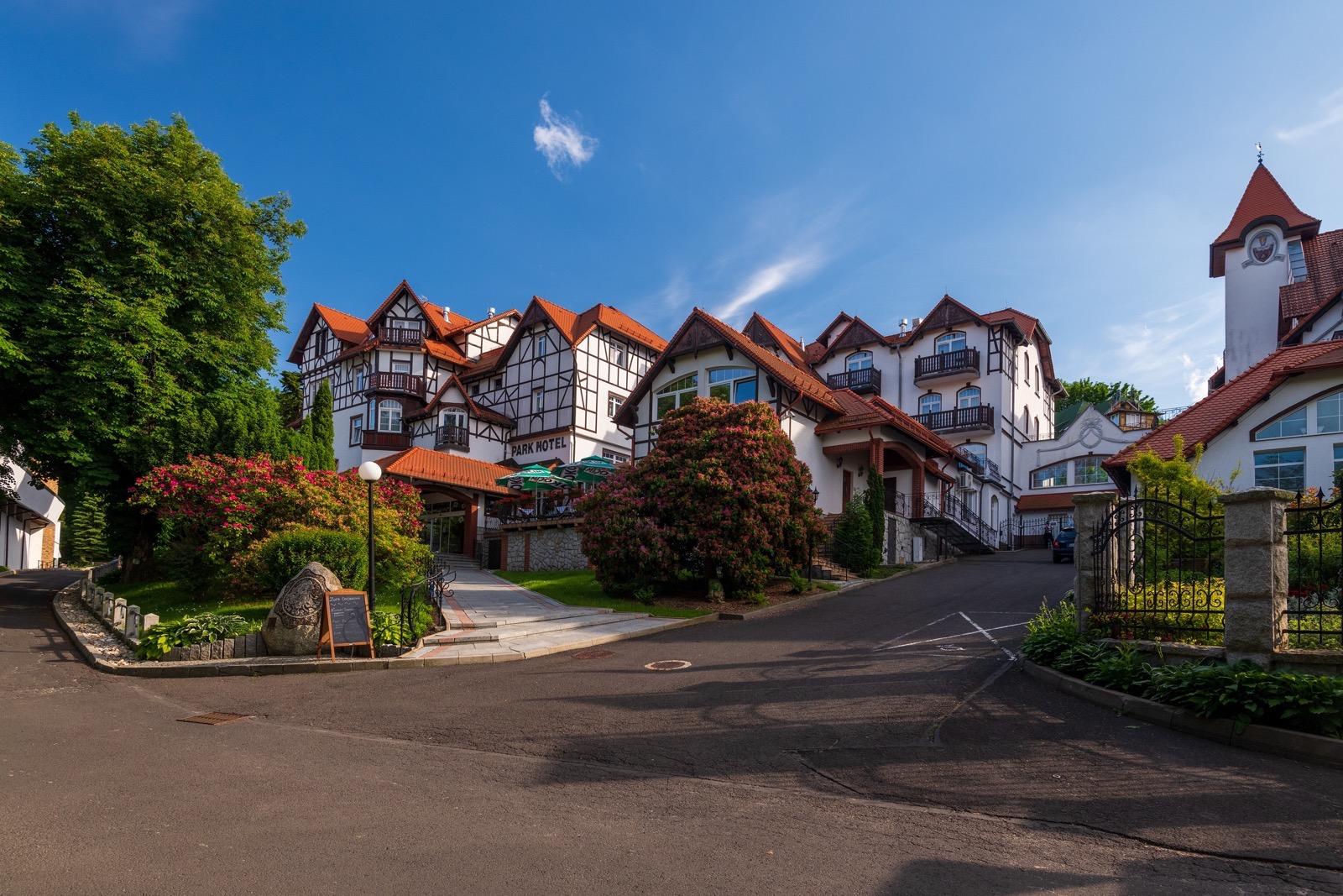 Zur Kur im ****Park-Hotel in Bad Flinsberg