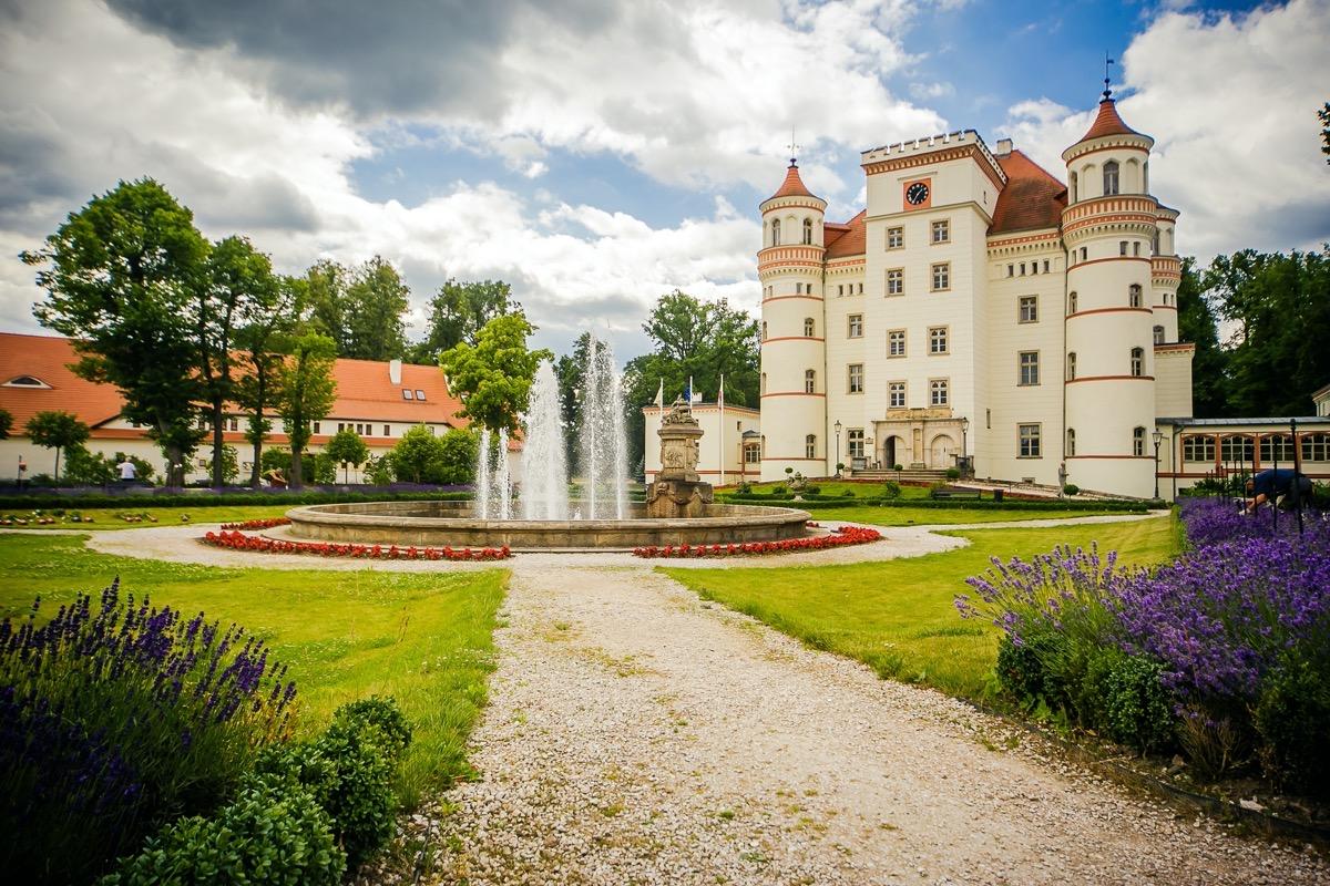 Entspannung für zwei im ****Schlosshotel Schildau im Riesengebirge