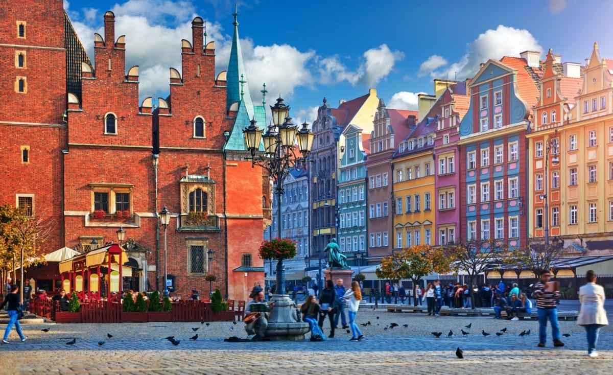 Kurzreise nach Breslau 2020