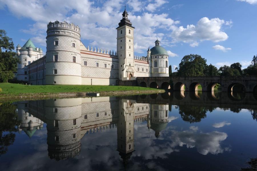 Auf den Spuren polnischer Magnaten